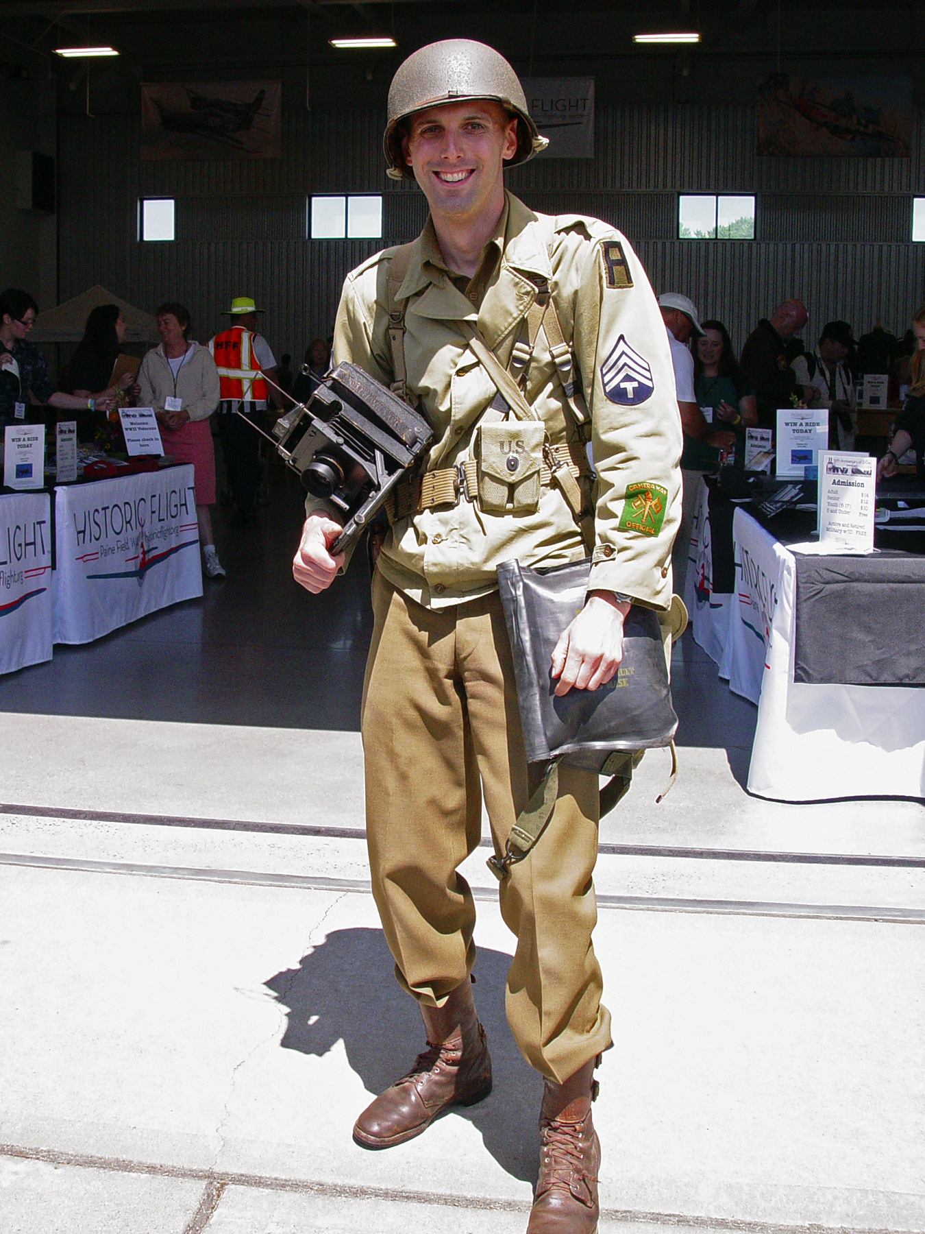 The Signal Corps Photographer