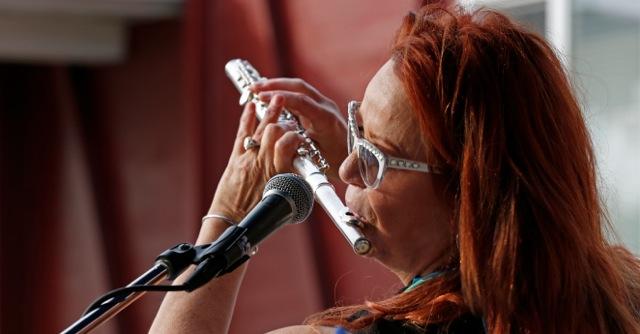 Carrie killing it on Born To Wander   Photo: marnigrossman.com