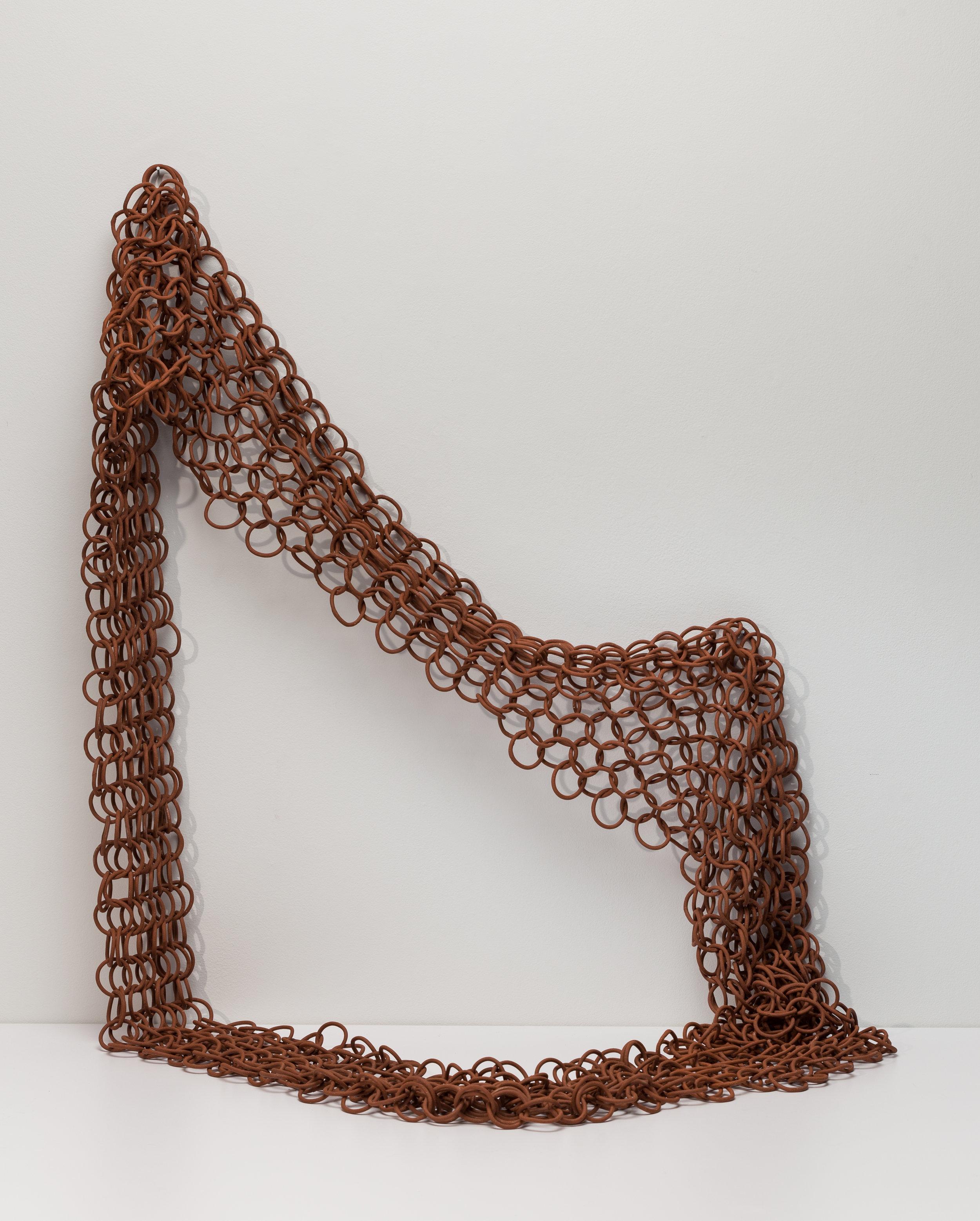 Chain Sculpture-Taylor Kibby