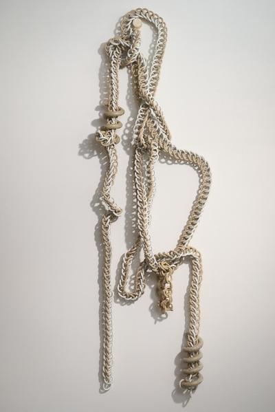 Ceramic Knot- Taylor Kibby