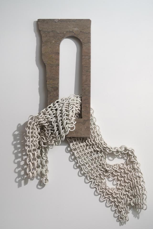 Key Hole sculpture- Taylor Kibby