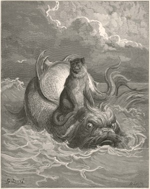 Picture by Gustav Dore