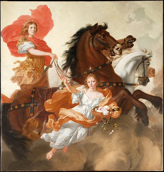 Gérard de Lairesse:Apollo and Aurora