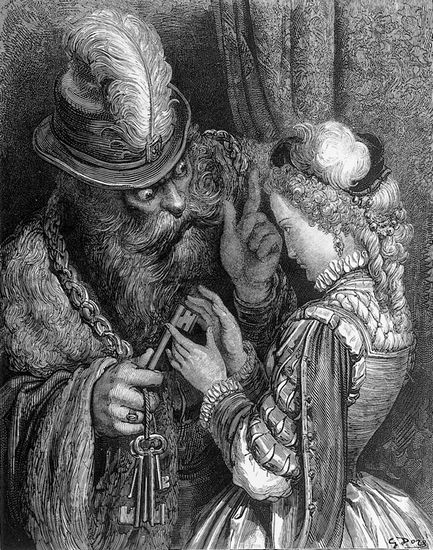 Illustration by Gustav Dore