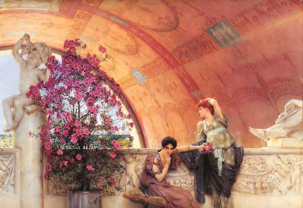 By Lawrence Alma-Tadema - Public Domain, https://commons.wikimedia.org