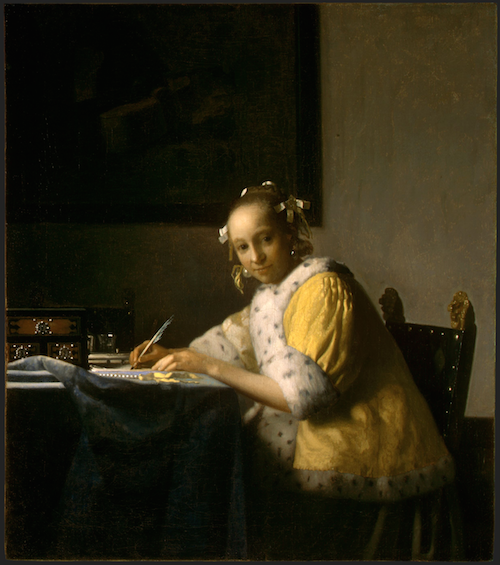 By Johannes Vermeer - The National Gallery of Art, Public Domain, https://commons.wikimedia.org