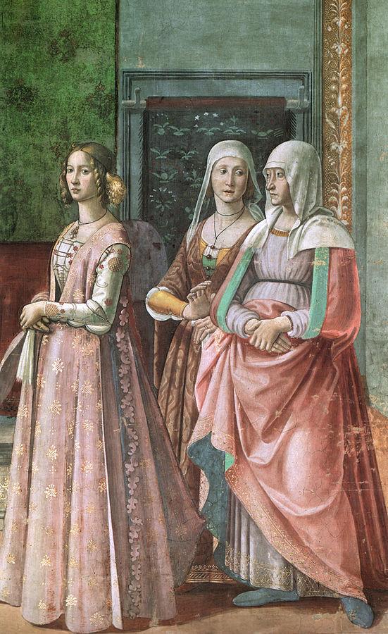 By Domenico Ghirlandaio -Public Domain, https://commons.wikimedia.org