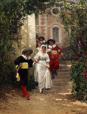 By Adrien Moreau (1843–1906) - Van Ham Kunstauktionen, Public Domain, https://commons.wikimedia.org