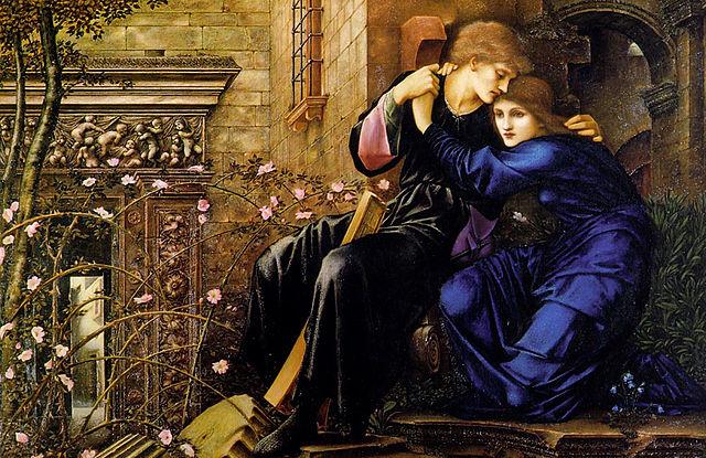 By Edward Burne-Jones - [1], Public Domain, https://commons.wikimedia.org