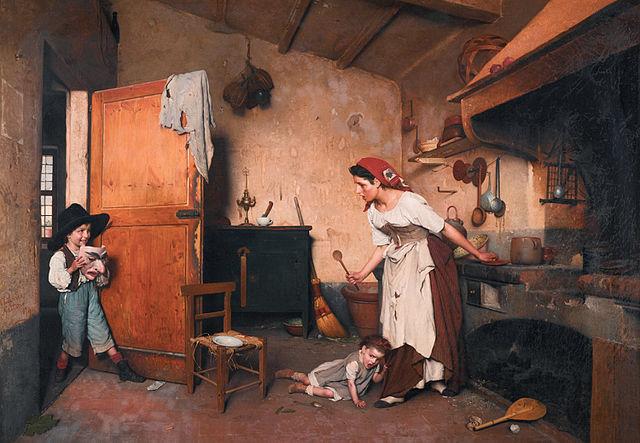 By Gaetano Chiericci (1838-1920) Public Domain, https://commons.wikimedia.org