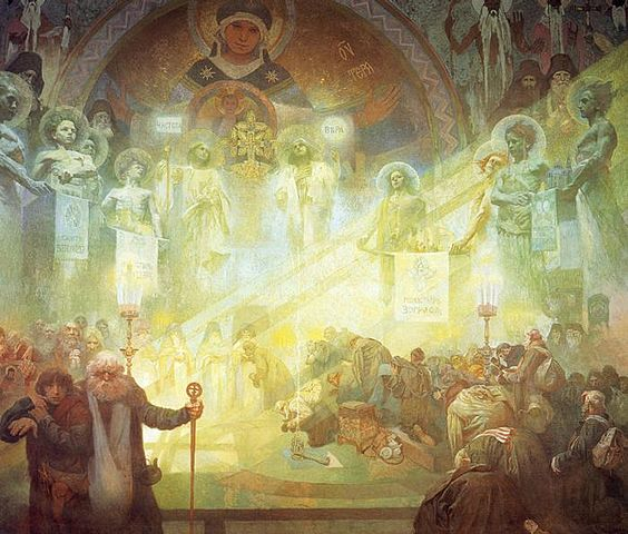 By Alfons Mucha -Public Domain, https://commons.wikimedia.org
