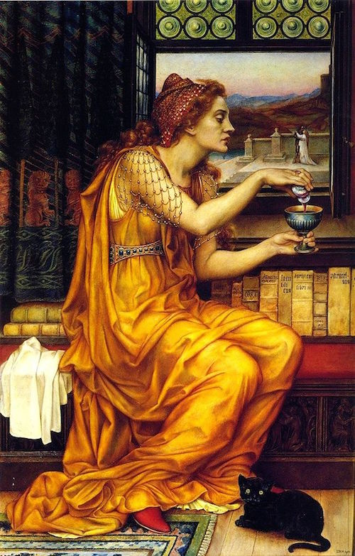 By Evelyn De Morgan - Public Domain, https://commons.wikimedia.org
