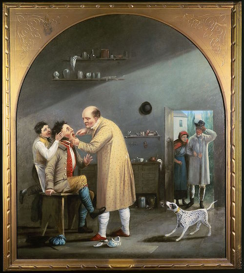 http://wellcomeimages.org, painting attributed to S. Cox., https://commons.wikimedia.org