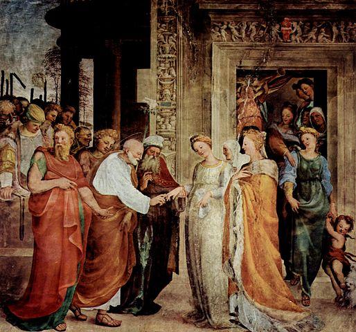 Domenico Beccafumi - 1517-1518, Public Domain, https://commons.wikimedia.org/w/index.php?curid=147797
