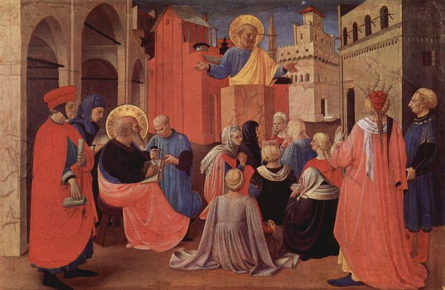 Fra Angelico (circa 1395–1455) -  Public Domain, https://commons.wikimedia.org
