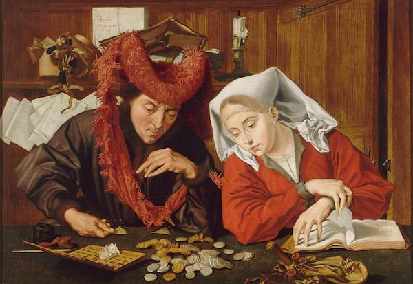 Marinus van Reymerswale