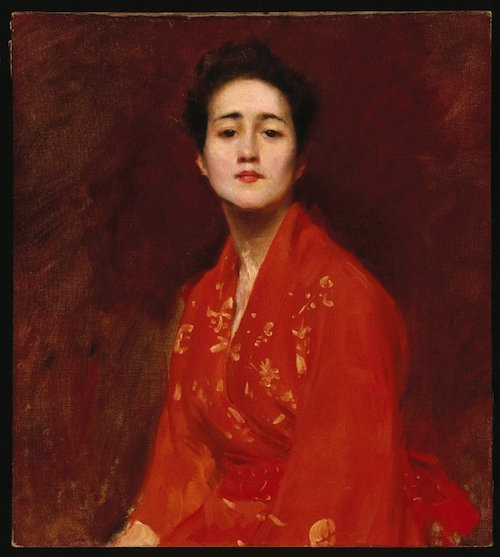 William Merritt Chase -  Online Collection  of Brooklyn Museum