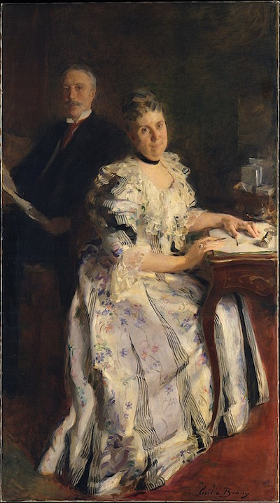 By  Cecilia Beaux  - This file was donated to Wikimedia Commons by as part of a project by the Metropolitan Museum of Art. See the Image and Data Resources Open Access Policy, CC0, https://commons.wikimedia.org