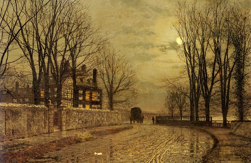 By John Atkinson Grimshaw - https://www.tuttartpitturasculturapoesiamusica.com/2012/11/Atkinson-Grimshaw.html, CC BY-SA 4.0, https://commons.wikimedia.org/w/index.php?curid=76260798