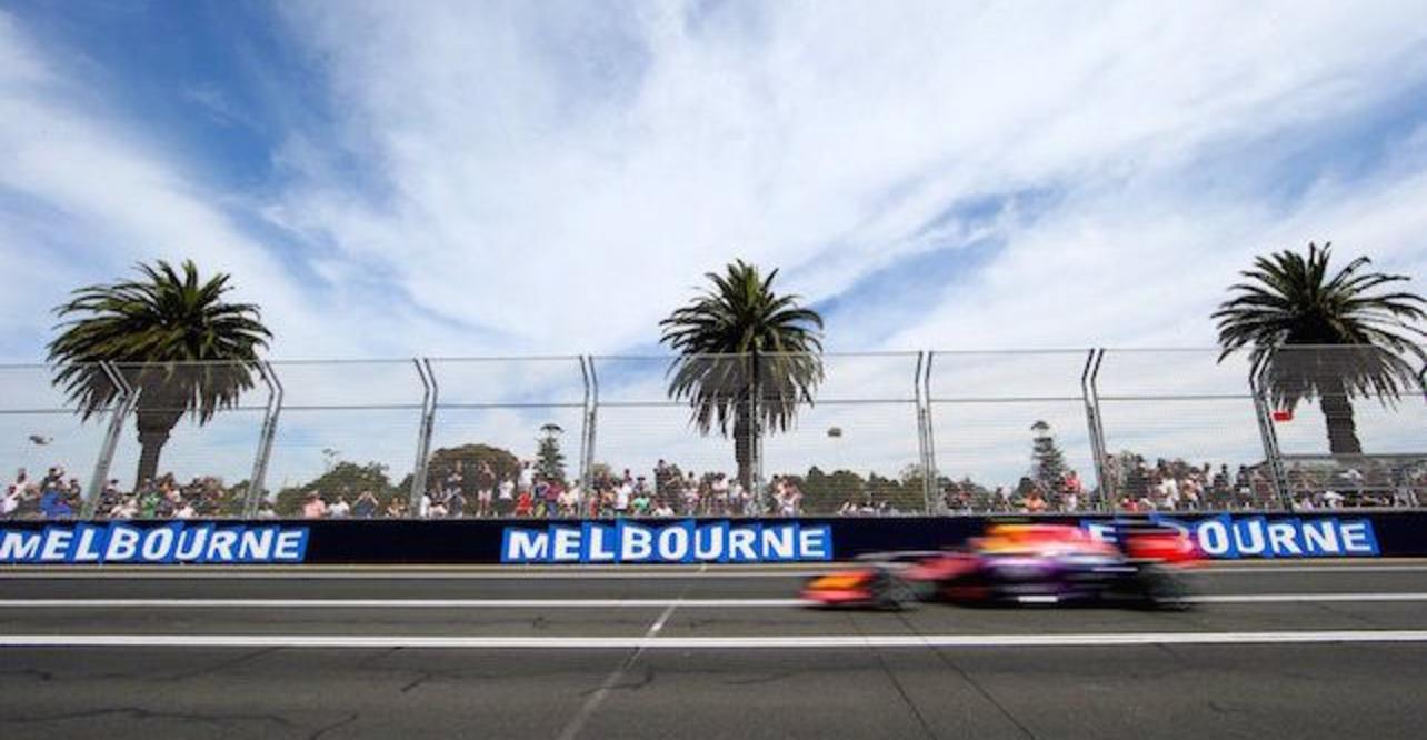 Melbourne F1