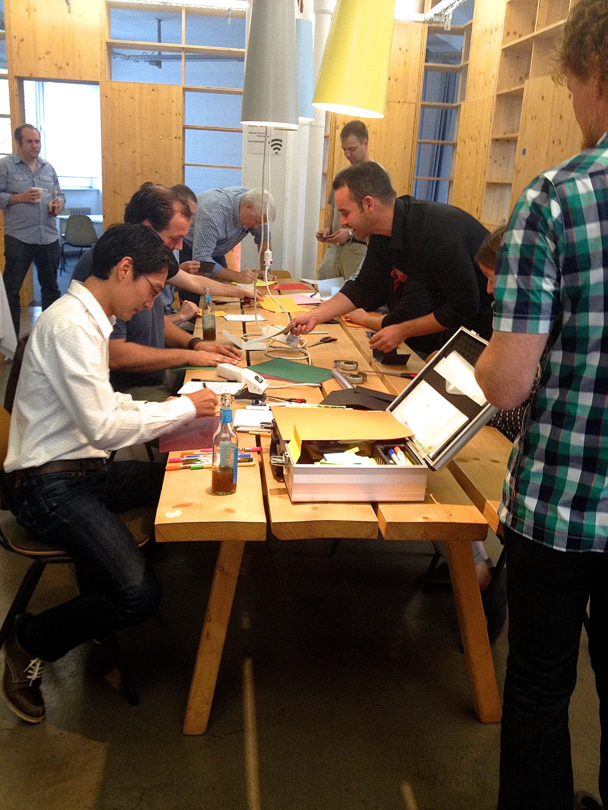 Hands-on Prototyping Exercises