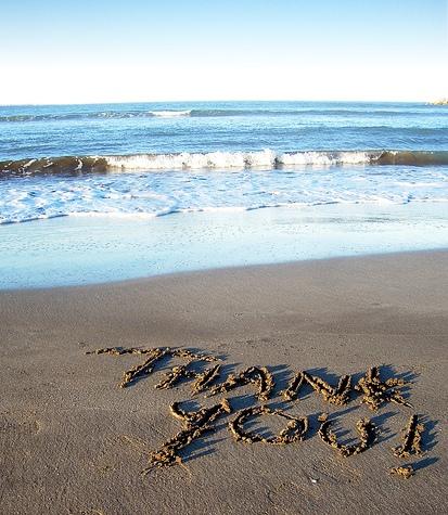 gratitude sand