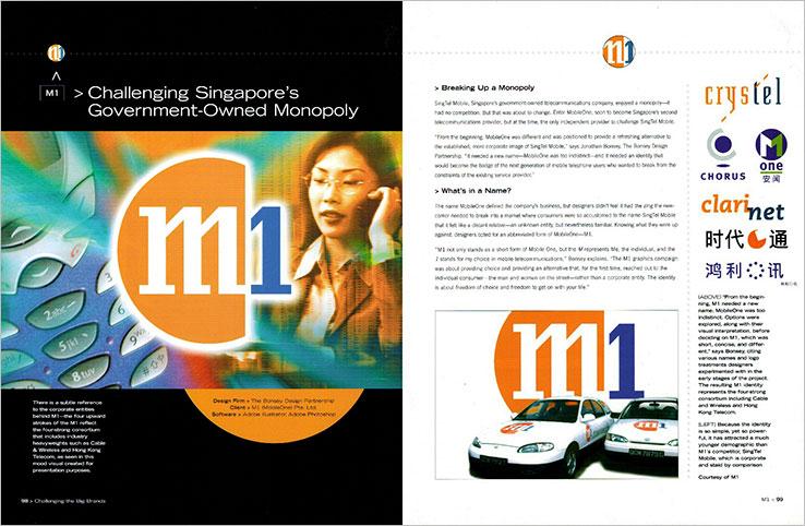 Book Design Portfolio: Advertising and Branding Book: Challenging the Big Brands