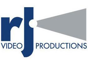 Logo and Identity Design Portfolio: RJ Video Productions Logo