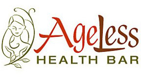 Logo and Identity Design Portfolio: Product Logo Design: Ageless Health Bar