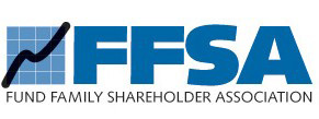 Logo and Identity Design Portfolio: Fund Family Shareholder Association Logo.