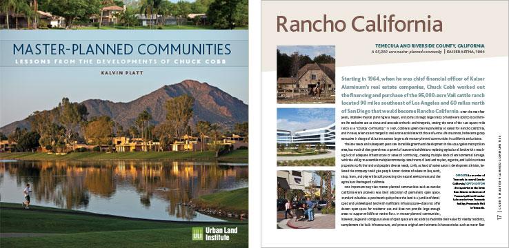 Book Design Portfolio: Urban design book: Master-Planned Communities.
