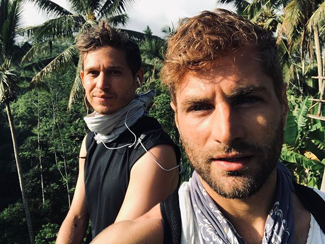 Everyone wish a Happy Birthday to my bro @joshuafeldman! A truly amazing friend and basically the best guy I know. Here we are last year in Bali on one of our many adventures, looking forward to many more 💙