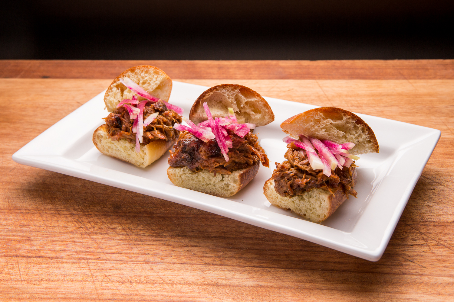 Sliders | Main Line Philadelphia Food Photographer