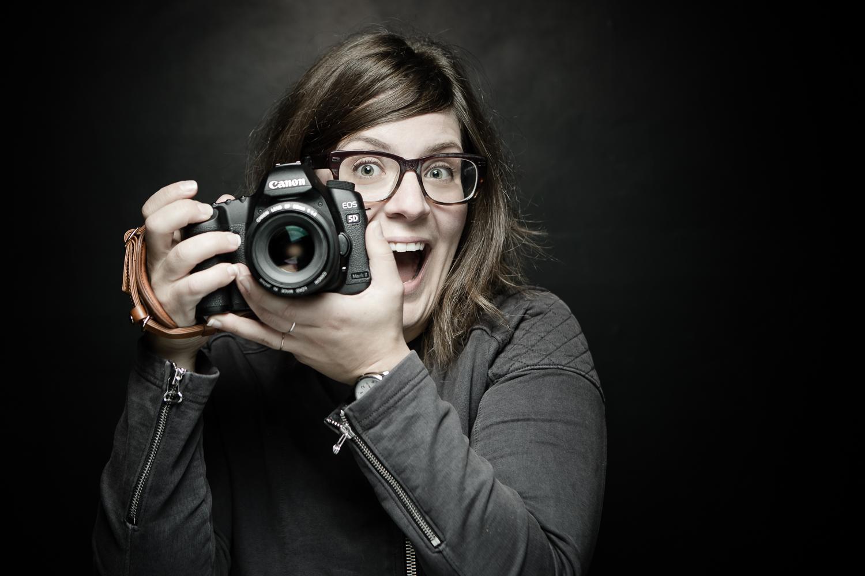 Portrait of a Fellow Photographer | Main Line Philadelphia Portrait Photographer