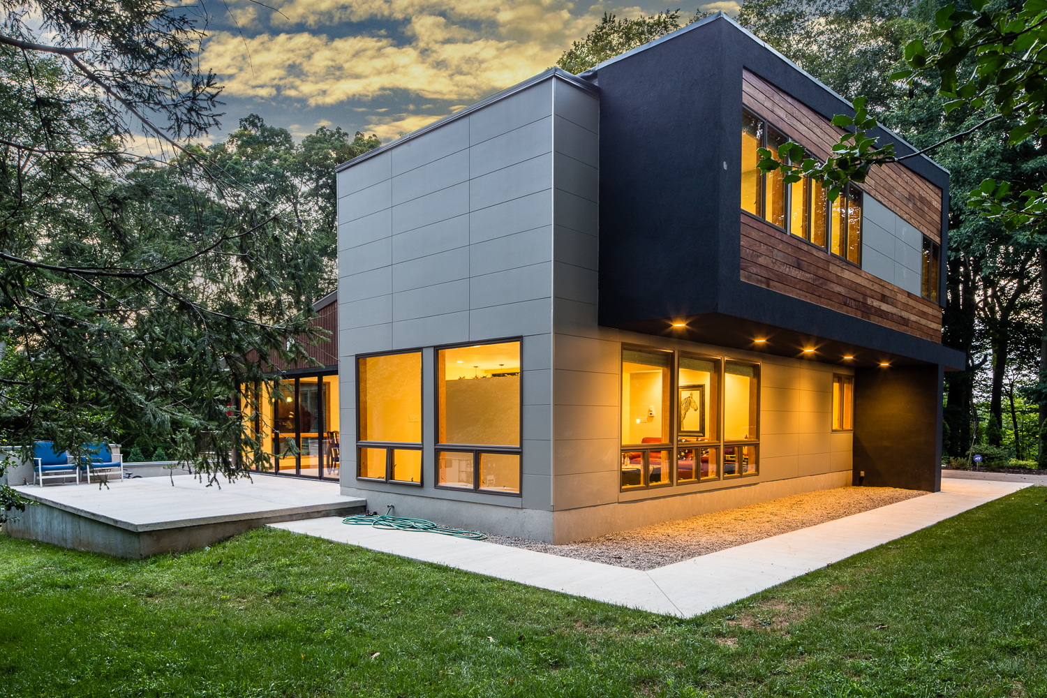 Architecture by Bloomfield Architects   Main Line Philadelphia