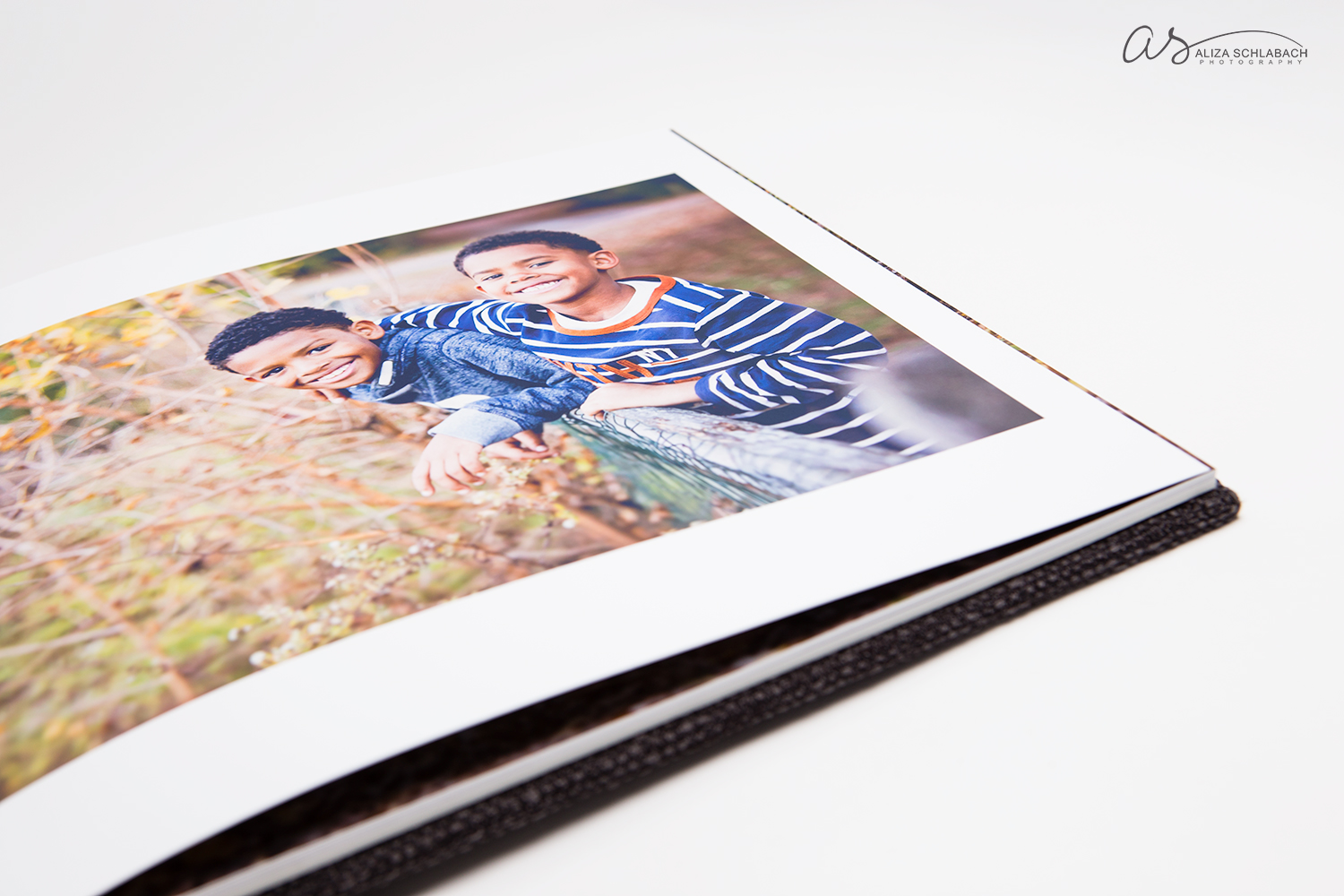 Photo of Lush Album. This is NOT a press printed album, but is instead created using pro grade photographic paper.
