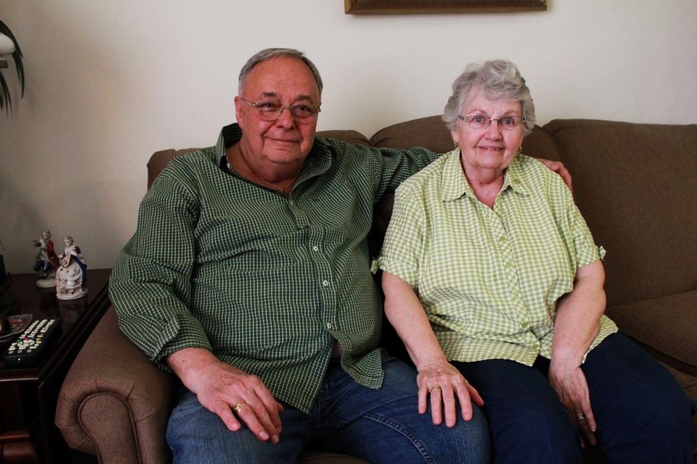 Gene and Pat Pielli