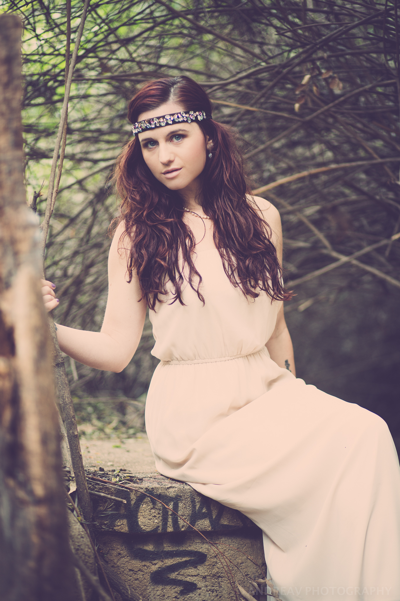 Photographer: AndreaV Photography  Hair/Makeup/Stylist: Kiara Ana