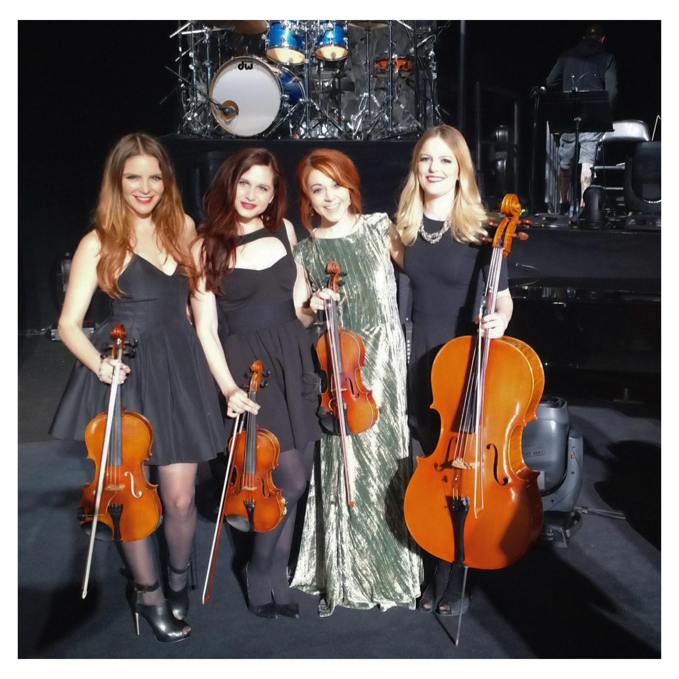 String ladies