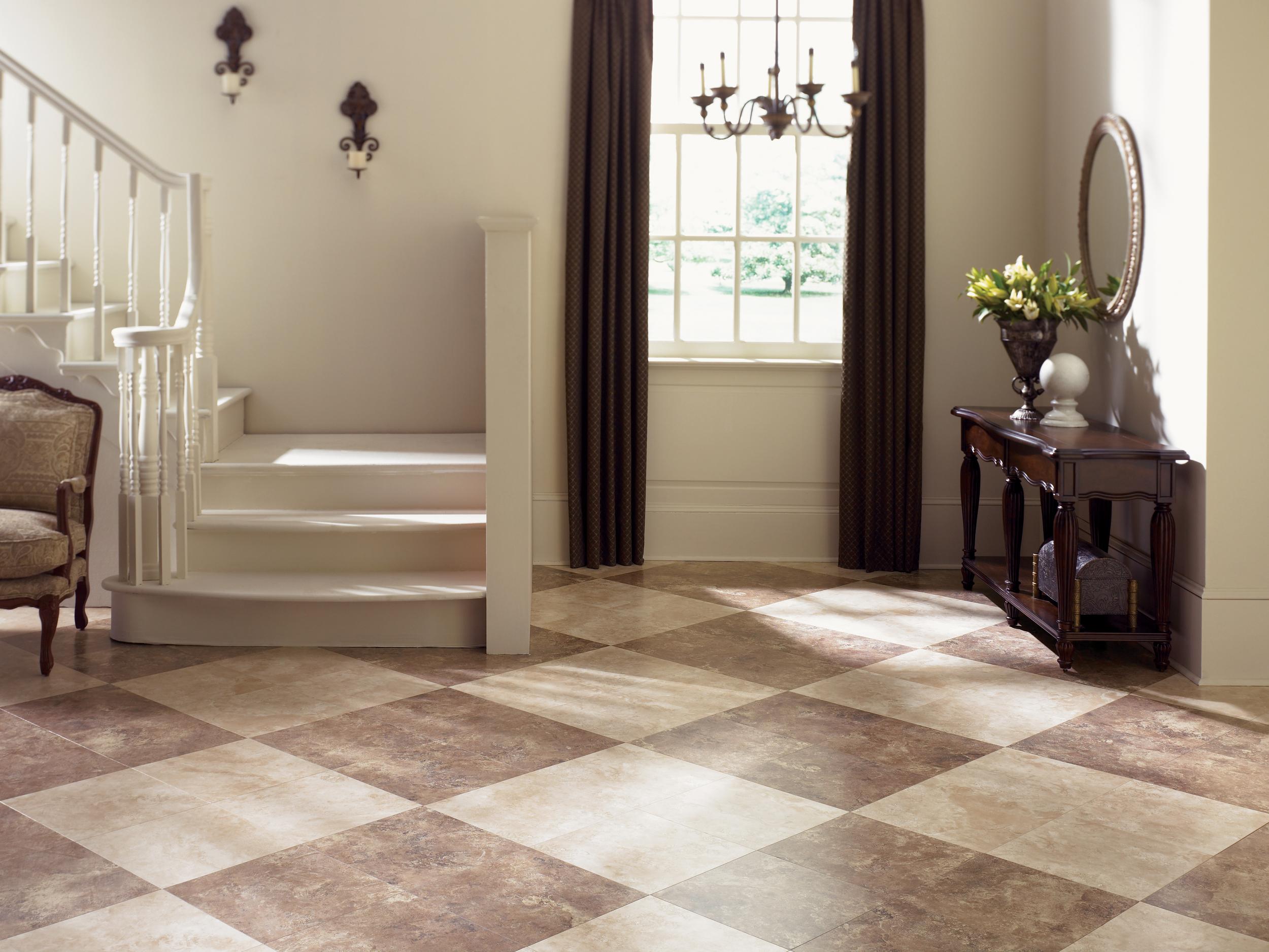 12 x 12 tile design