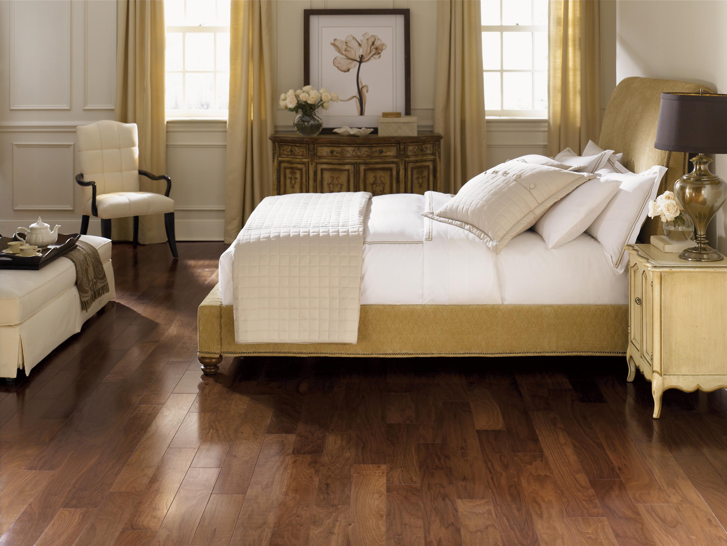 Mohawk hardwood floor