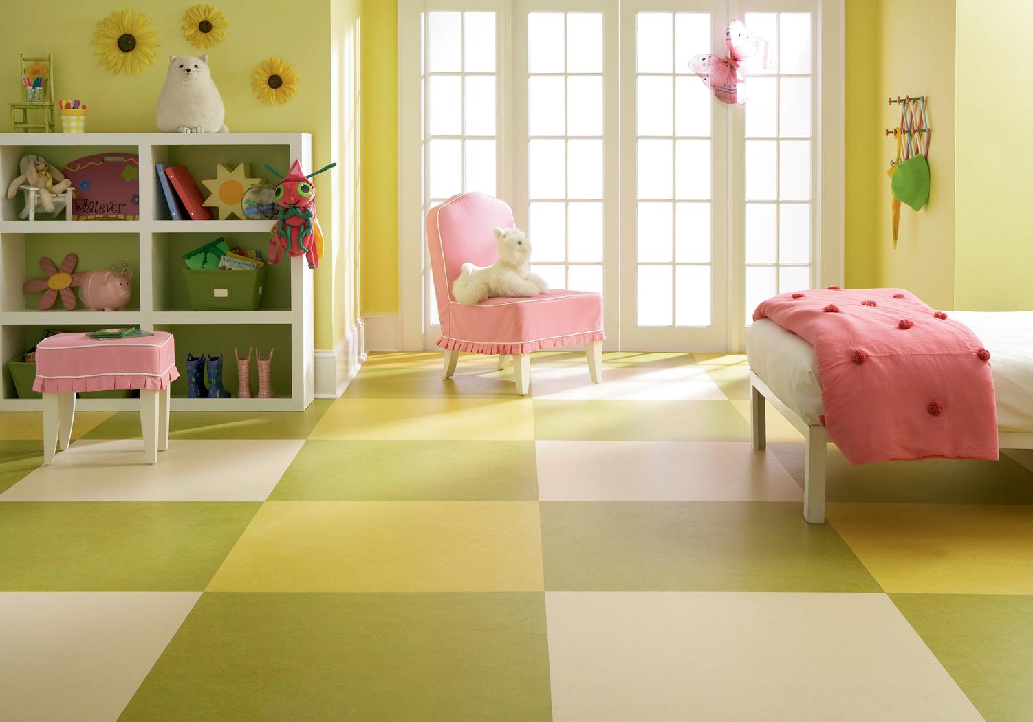 allergy free flooring
