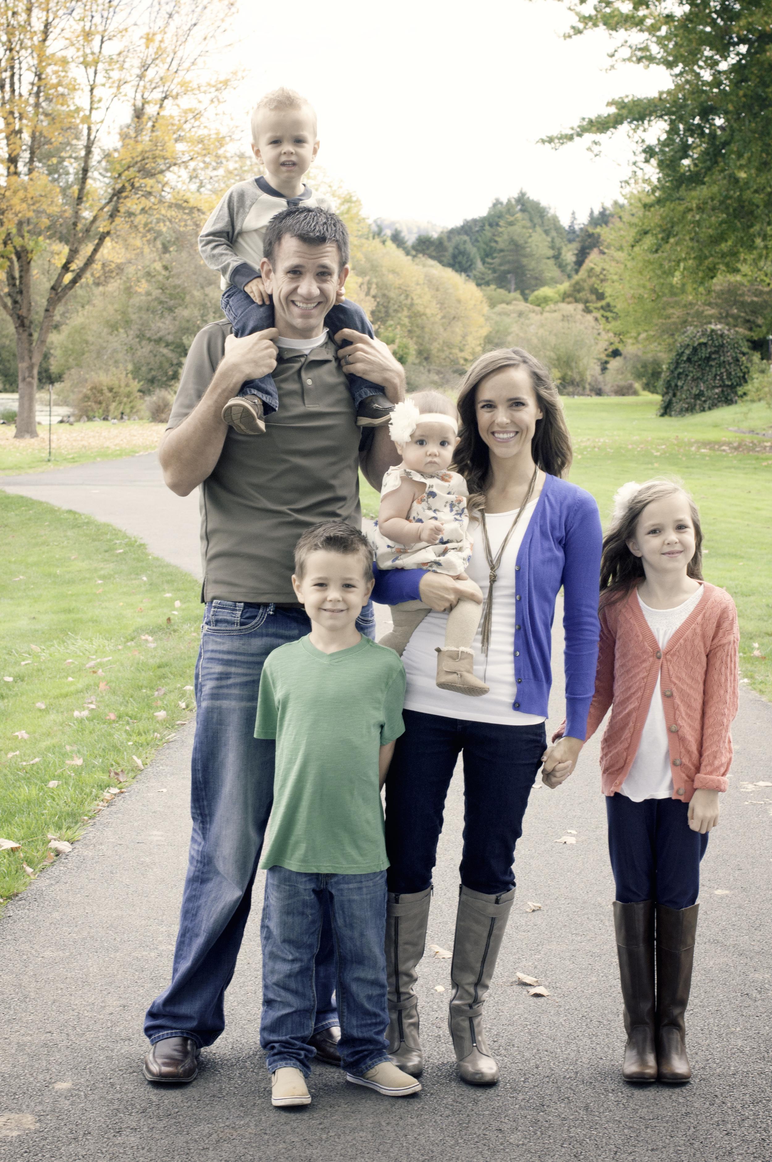 McBride Family-on the path.jpg