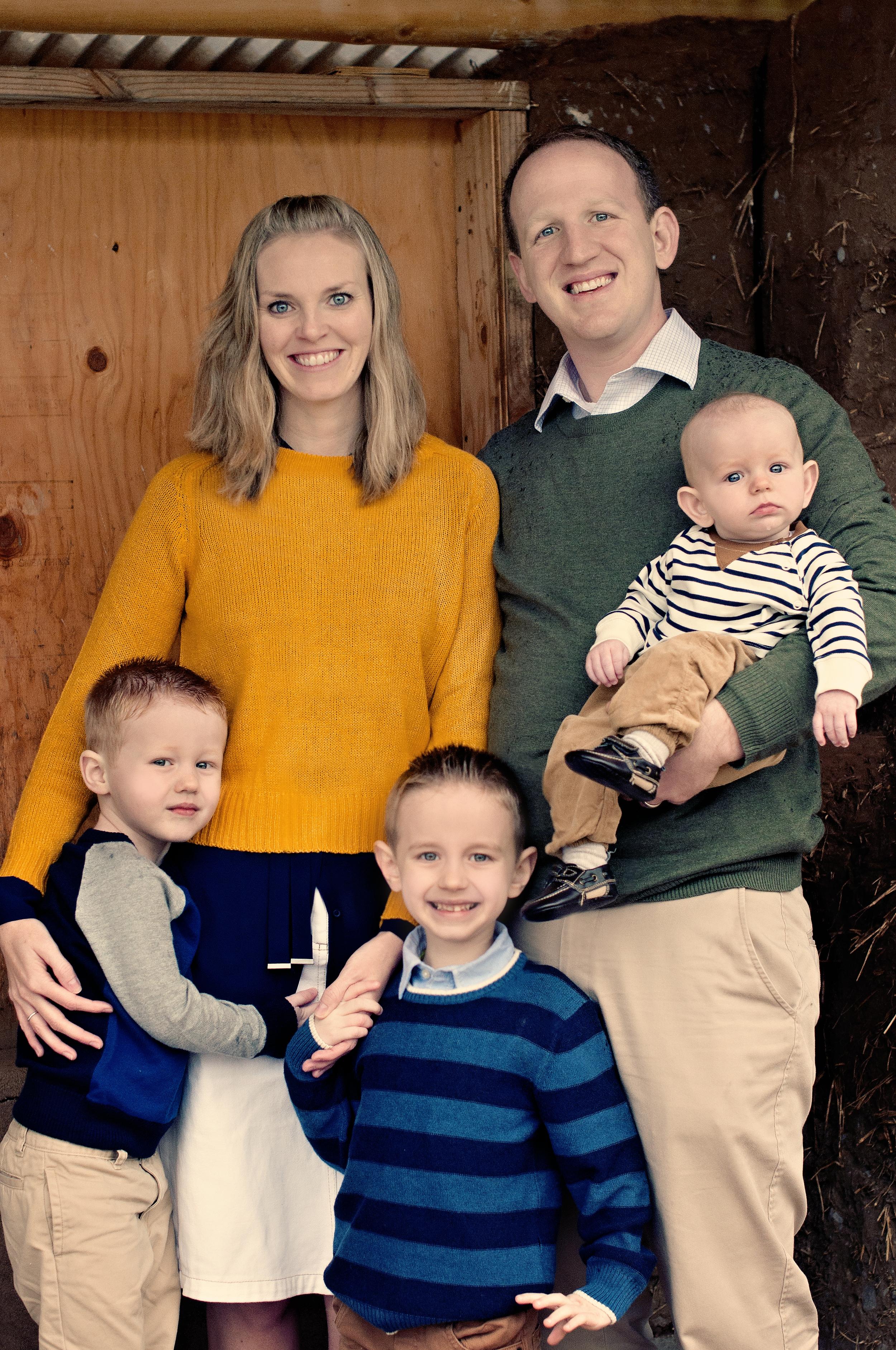 Crandall-Family in the hut.jpg