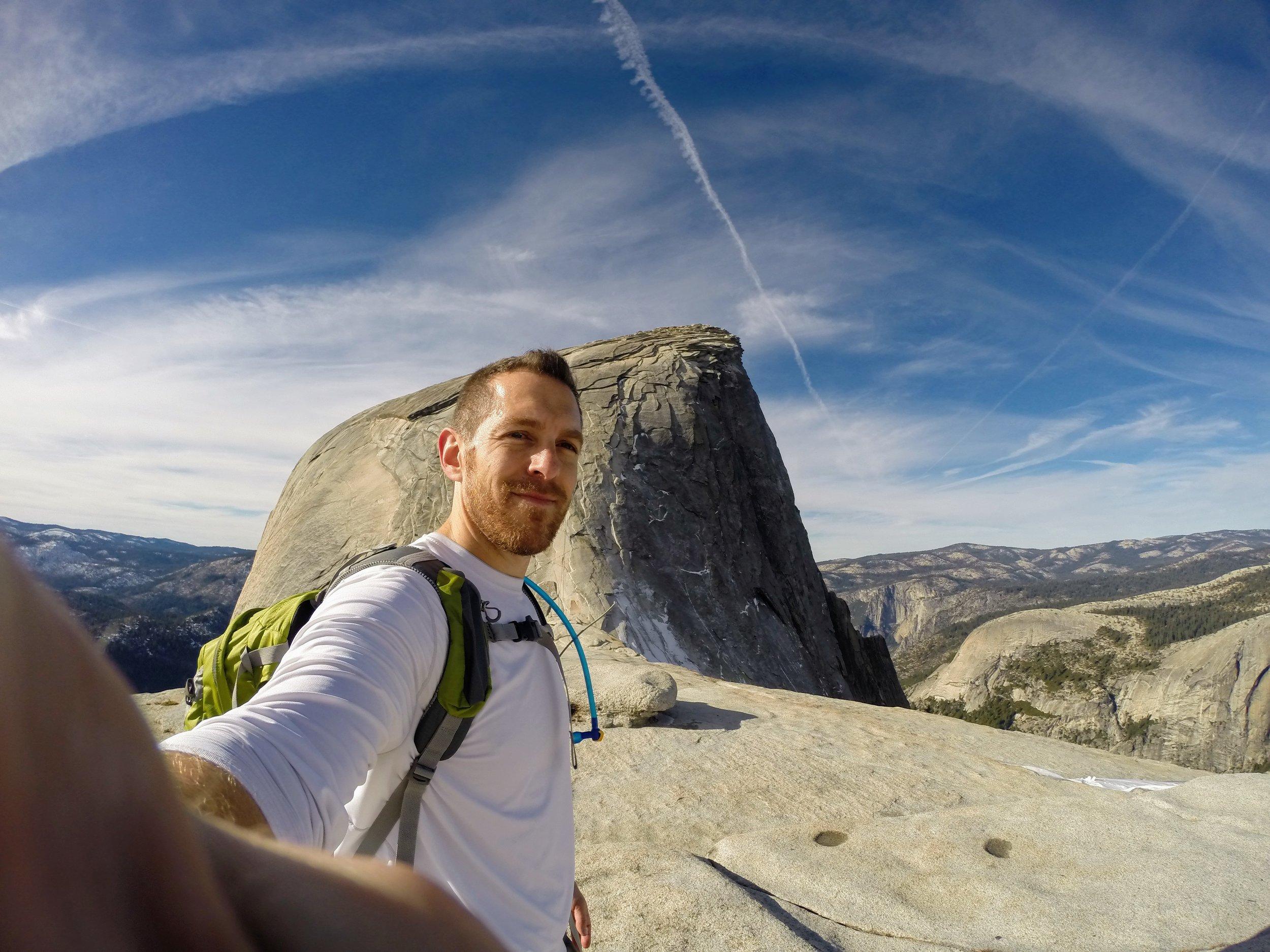 Yosemite - Half Dome Hike pic13.JPG