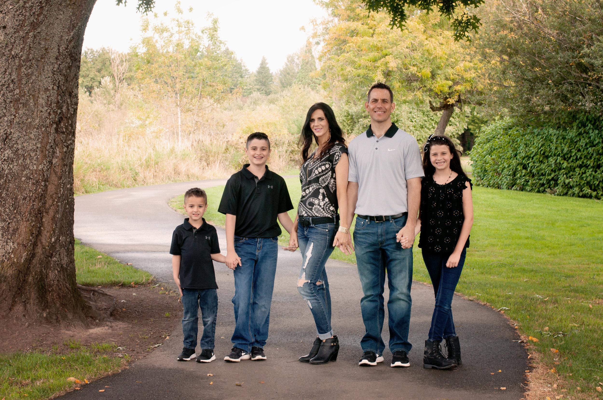 family photos in portland oregon