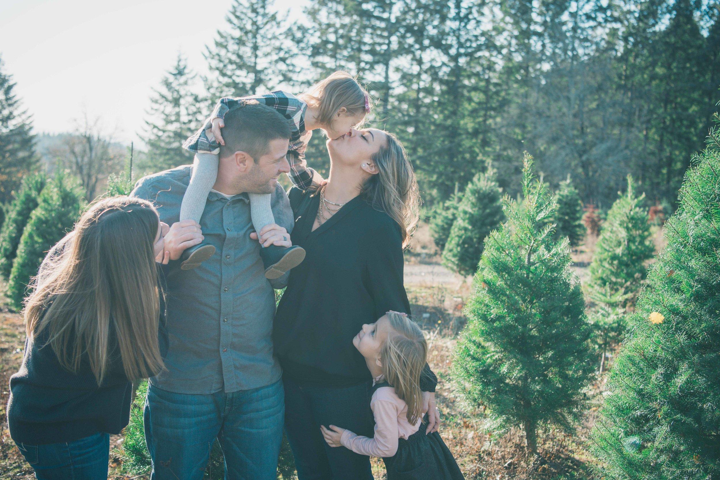Portland Oregon Family Photographer