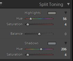 Split Tone in Lightroom for Better Skin Touch up Tips