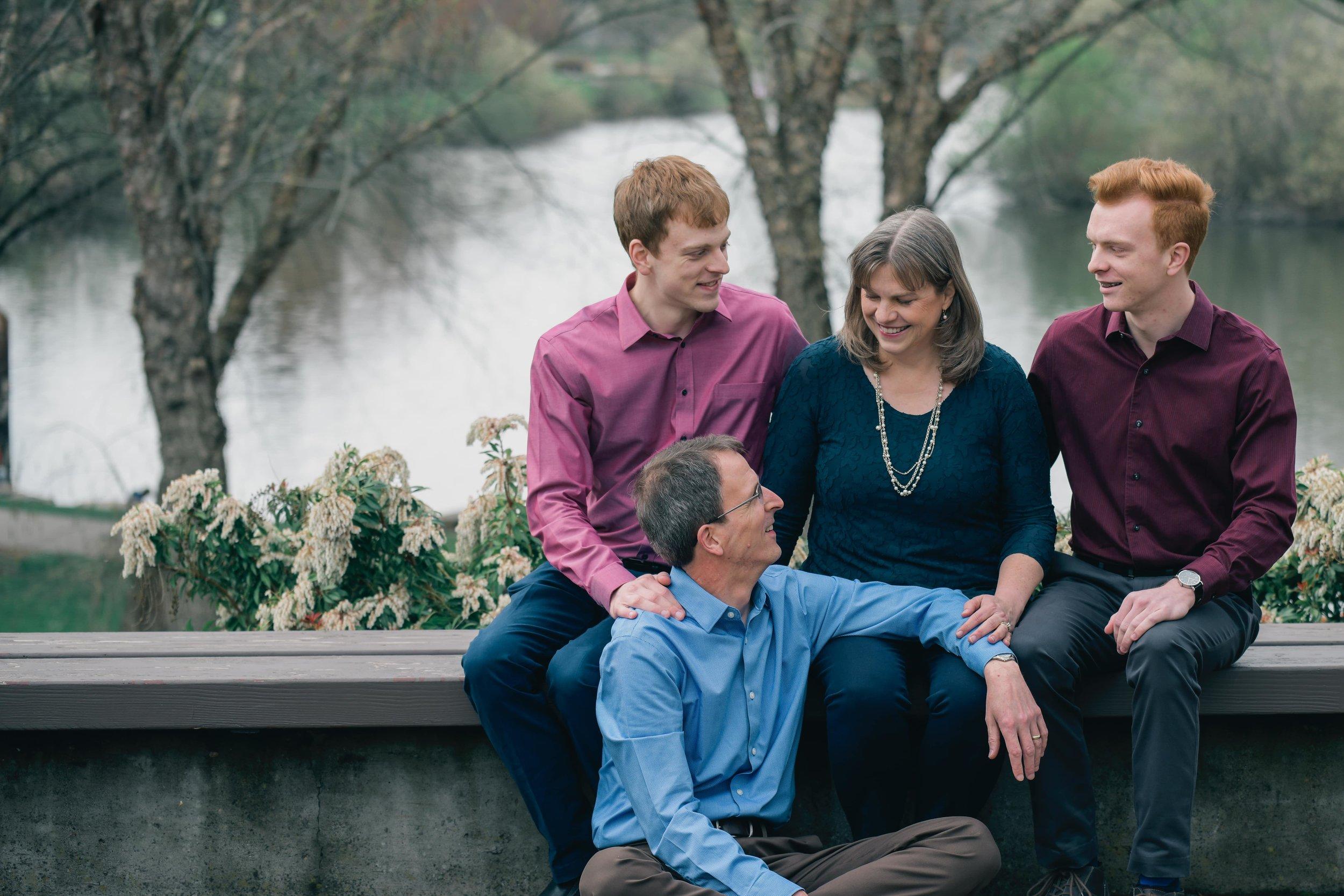 Portland, Oregon Family Photos Commonwealth