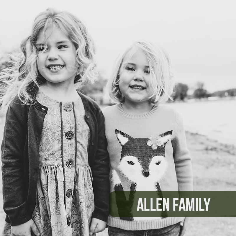 Clear Lake State Park Family Photos
